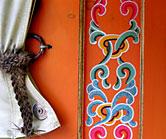 yurt door